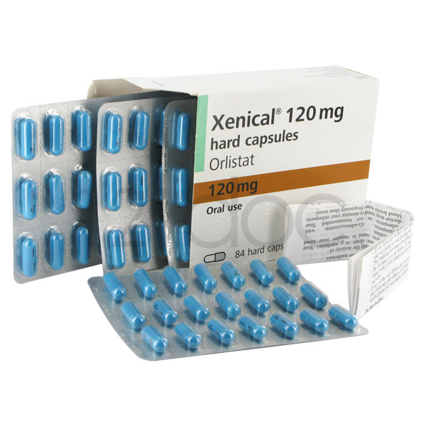 Xenical (Orlistat) 120mg